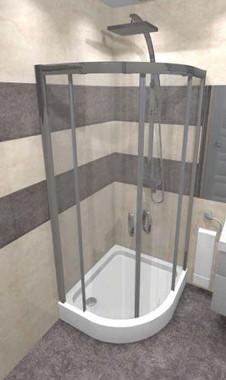 kabiny prysznicowe w mieście Sulęcin