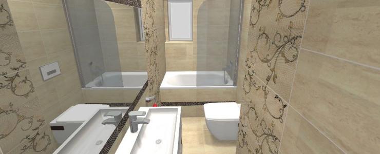 Remont łazienki Styl Ceramika